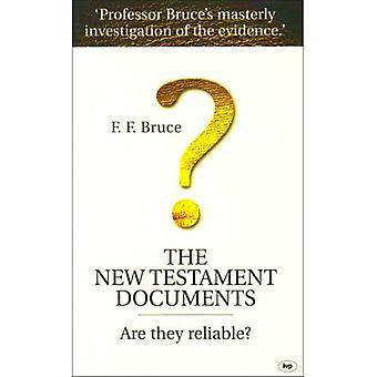 De nya Testament dokument: Är de tillförlitliga?