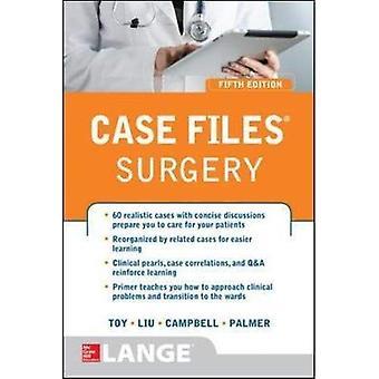 Geval van bestanden - chirurgie, vijfde editie