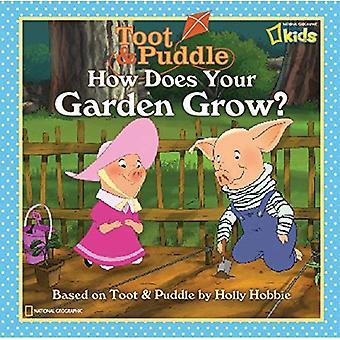 ¿Cómo crece tu jardín? (Toot & Puddle)