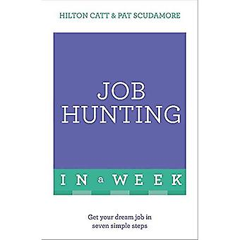 Job Hunting In A Week: Get Your Dream Job In Seven Simple Steps (Teach Yourself in a Week)