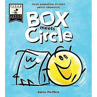 Box Meets Circle: Pixar Animation Studios Artist Showcase