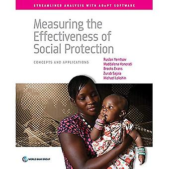 Measuring the Effectiveness of Social Protection: Concepts and Applications (Streamlined Analysis with ADePT Software)