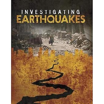 Investigating Earthquakes (Edge Books: Investigating Natural Disasters)