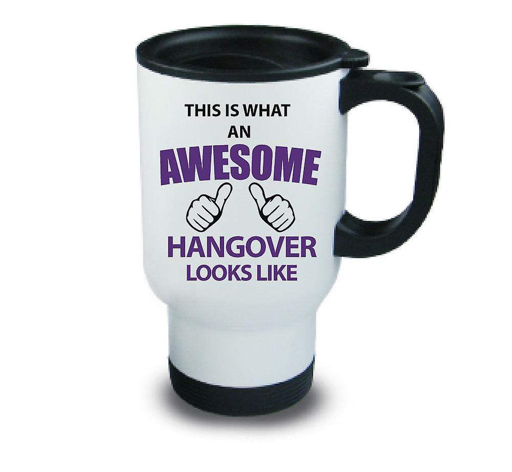 Awesome An Like Looks Is Metal What Travel Hangover This Mug JlF1Kc