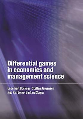 Differential Games in Economics and Management Science by Dockner & Enjauneert