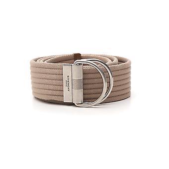 Givenchy Beige Polyester Belt