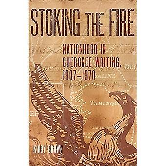 Alimentando o fogo: nação Cherokee escrito, 1907-1970