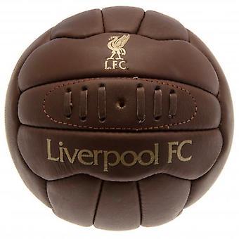 Liverpool Retro Heritage Football