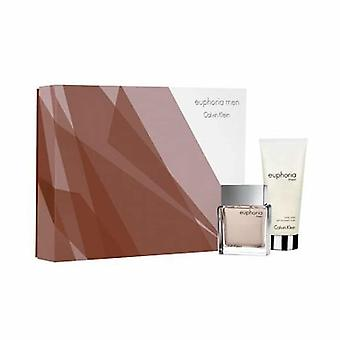 Calvin Klein Euphoria for Men Eau de Toilette Gift Set 50ml