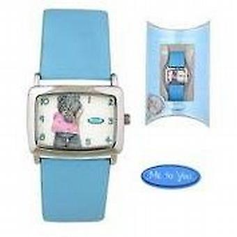Me To You Tatty Teddy Blue Strap Girls Watch MTY84A