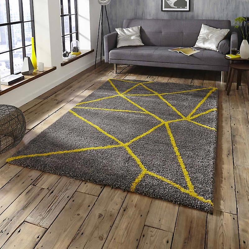 Rugs - Royal Nomadic 5746 - Grey & Yellow