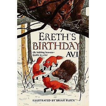 Ereth's Birthday by Floca Avi - 9780380804900 Book