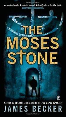 The Moses Stone by James Becker - 9780451412874 Book