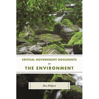 Critical Government Documents on the Environment by Don Philpott - 97