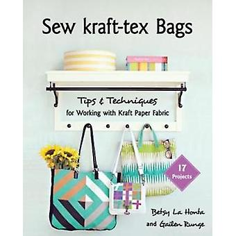 Sew kraft-tex Bags - Tips & Techniques for Working with Kraft Pape