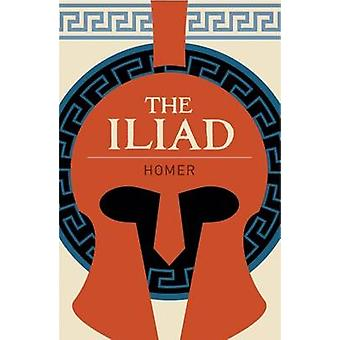 The Iliad by Homer - 9781785996092 Book