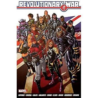 Revolutionary War by Kieron Gillen - Rob Williams - Richard Elson - 9