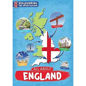 All About England by Susan Harrison - 9781910512753 Book
