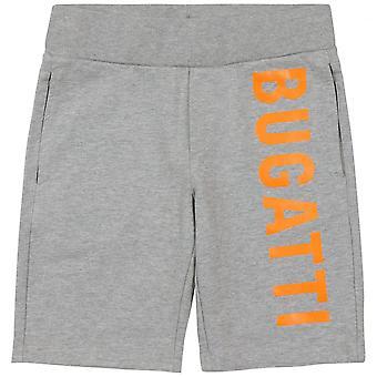 Bugatti Kids Bermuda Meugliano Shorts, Steel Grey Melange