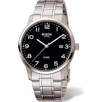 Boccia Titanium mens watch 3621-01
