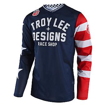 Troy Lee Designs Americana 2019 GP Air Kids MX Jersey