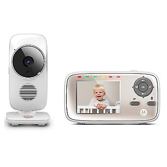 Motorola MBP667 Connect Smart Video Baby Monitor