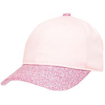 Vervaardigde meisjes bling GLB sport honkbal hoed Junior