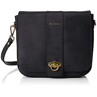 Marc OPolo 81018180801108 Black Woman shoulder bag (Black 990)) 11x26x33 cm (B x H x T)