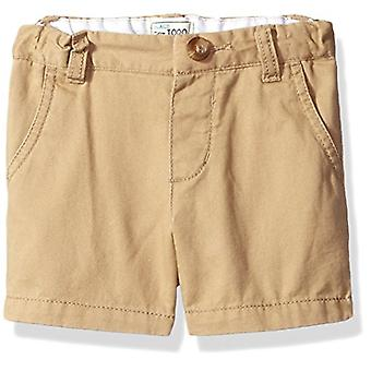 The Children's Place Baby Boys' Chino Shorts,, Flax 45119, Size 18-24 Months