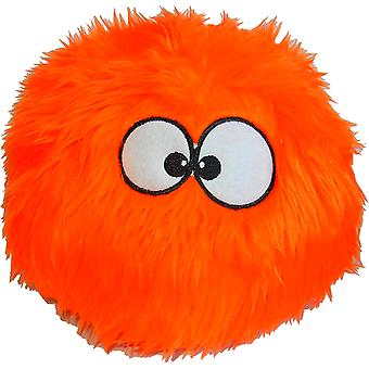 goDog FurBallz avec Chew Guard Small-Orange 770122