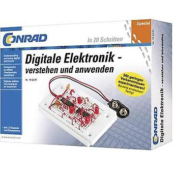 Course material Conrad Components Special Digitale Elektronik 10073 14 years and over