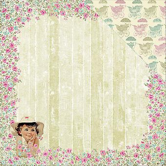 ScrapBerry de Moederdag schat ' Double-Sided Cardstock 12
