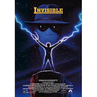 Invisible The Chronicles of Benjamin Knight Movie Poster (11 x 17)