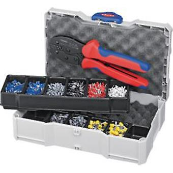 Knipex Crimp assortments with notching pliers 4003773051909