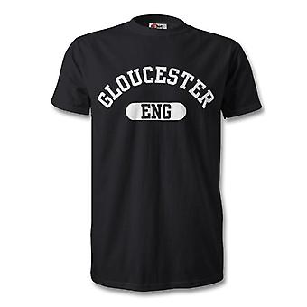 Gloucester England City T-Shirt