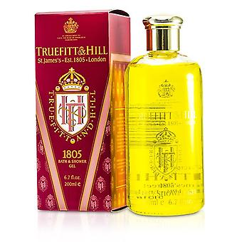 Truefitt & Hill 1805-Bad & Douche Gel 200ml / 6,7 oz