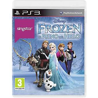 Playstation Singstar Frozen Ps3 (Toys , Multimedia And Electronics , Video Games)