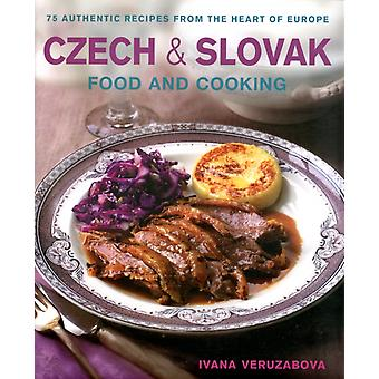 Czech & Slovak Food & Cooking (Hardcover) by Veruzabova Ivana
