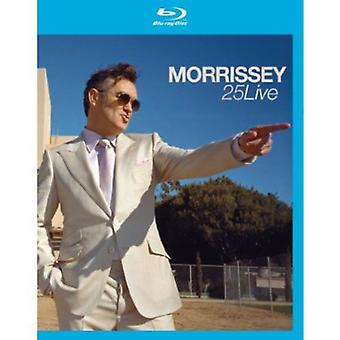 Morrissey - 25: Live [Blu-Ray] [BLU-RAY] USA import
