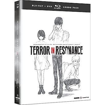 Terror i resonans: komplett serie [Blu-ray] USA import