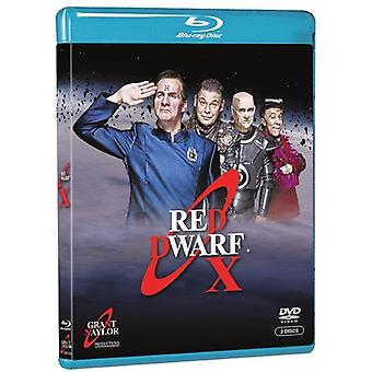 Red Dwarf - X import USA [BLU-RAY]
