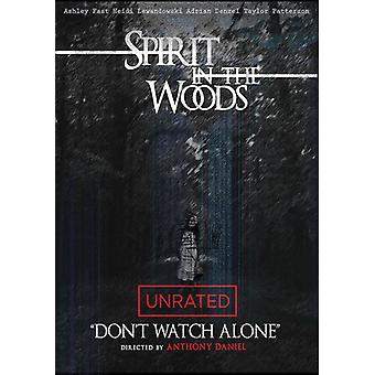 Spirit in the Woods [DVD] USA import