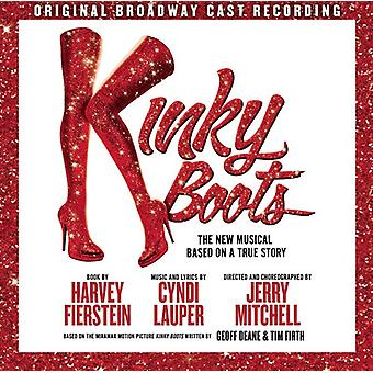 Broadway Cast - Kinky Boots [CD] USA import