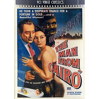 Man From Cairo (1953) [DVD] USA import