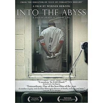 I avgrunden [DVD] USA import