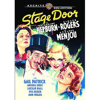Stage Door [DVD] USA import