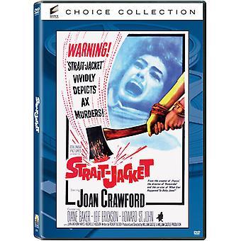 Strait-Jacket [DVD] USA import