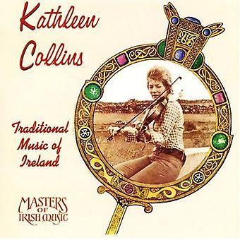 Kathleen Collins - Traditional Music of Ireland [CD] USA import