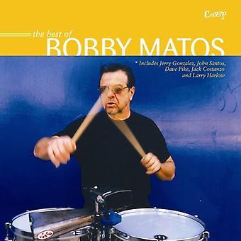 Bobby Matos - bedste af Bobby Matos [CD] USA import