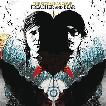 Prædikant & Bear - Storm er kommet [CD] USA Importer